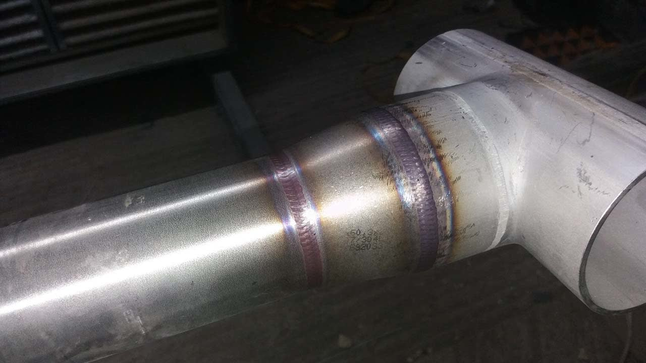 Συγκόλληση Stainless Steel.Welder.Gr.0143